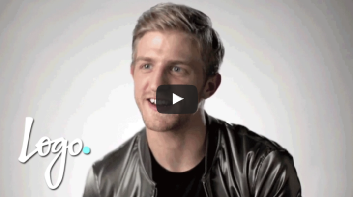 Gay men share their thoughts about Older and Younger Relationships (video by Logo TV)