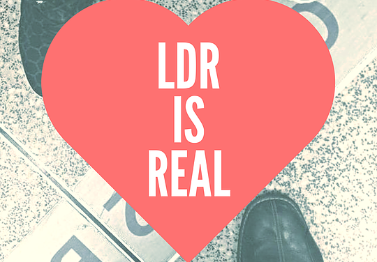 LDR is Real
