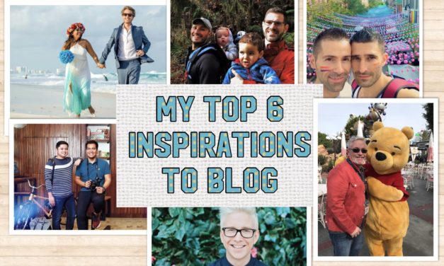 My Top 6 Inspirations- Best Bloggers Who Inspire Me To Blog