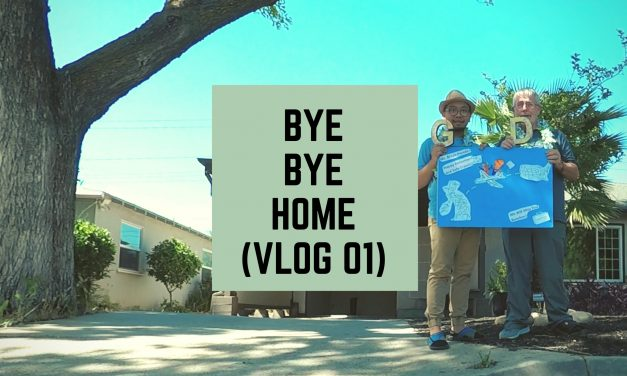 (WATCH) Bye Bye Home- Vlog 01