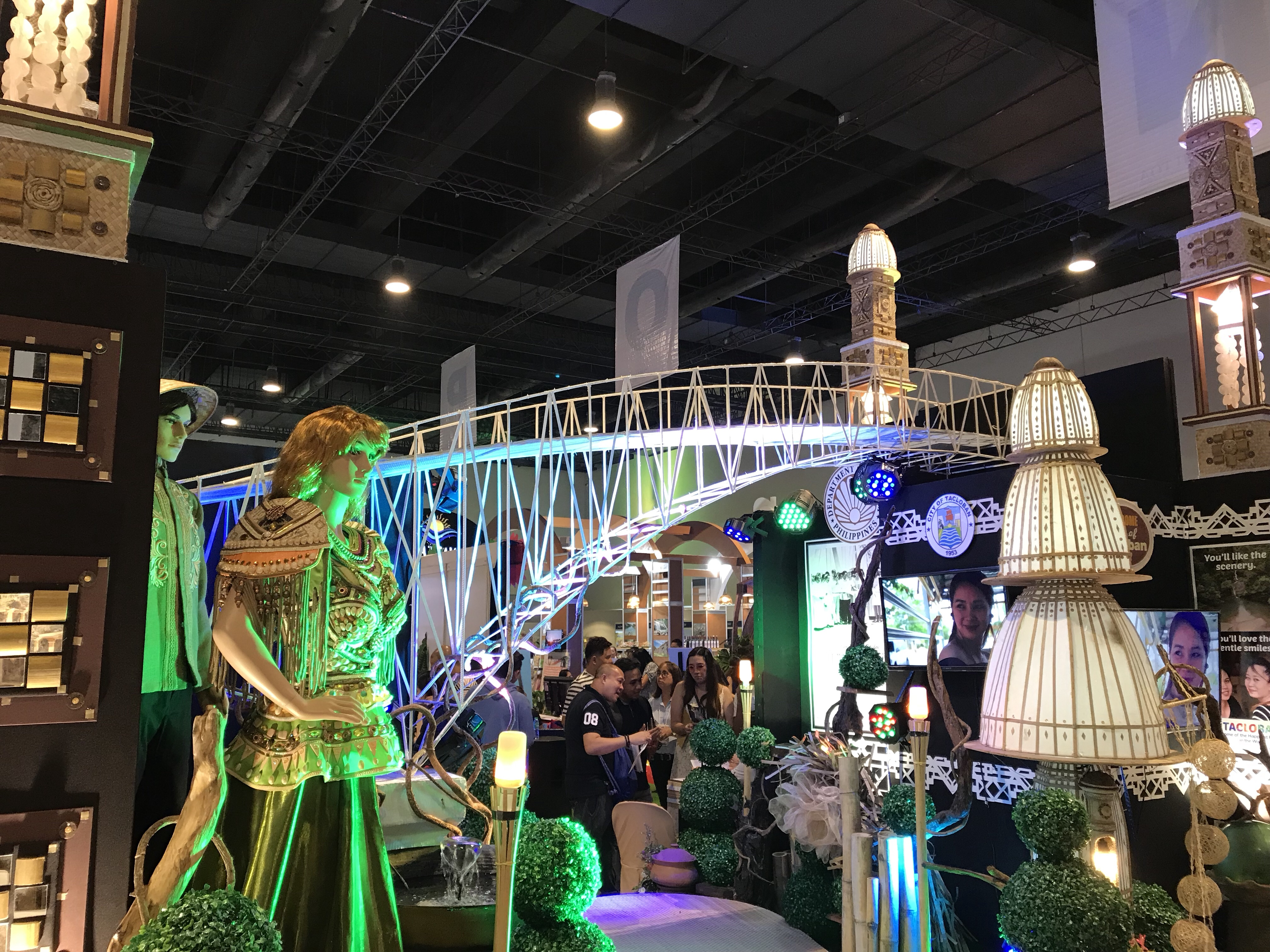 Let's buy trip packages - 20th Philippine Travel Mart at SMX Convention Center