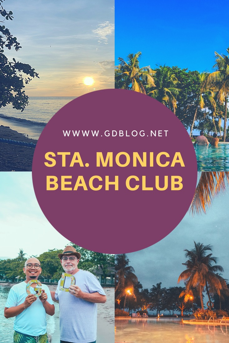 Sta. Monica Beach Club