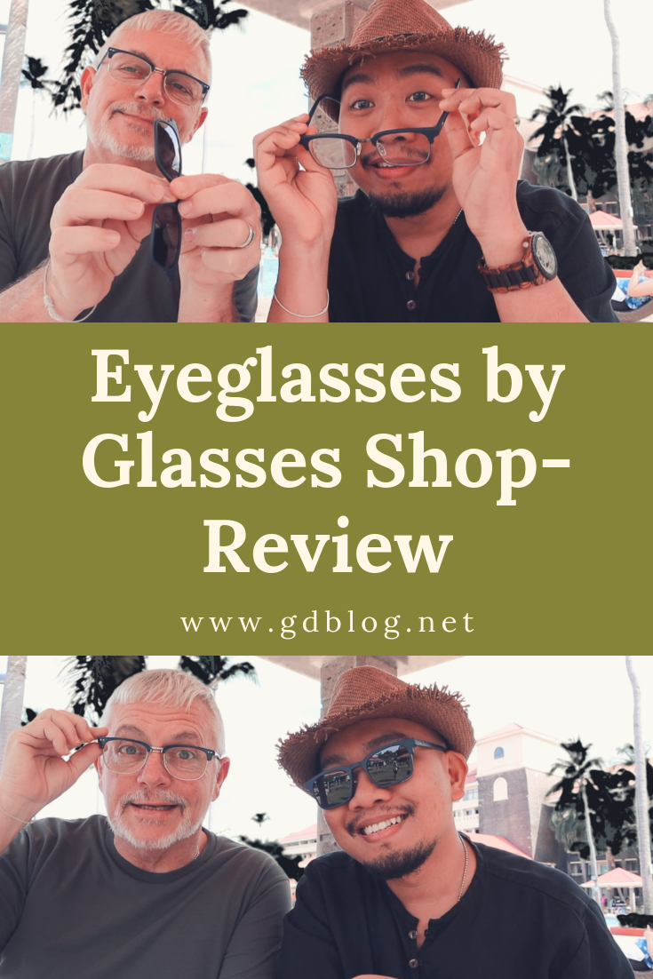 Eyeglasses by Glasses Shop- Review