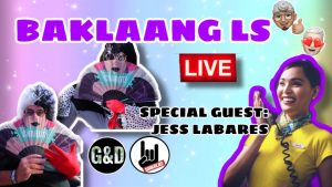 BAKLAANG LS with Jess Labares (PRIDE MONTH SPECIAL) [LIVE STREAM]