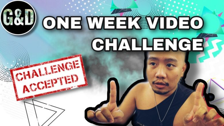 One Week Video Challenge