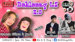 BAKLAANG LS 2.0 | With Axcel Martinez and Street Piano Guitar